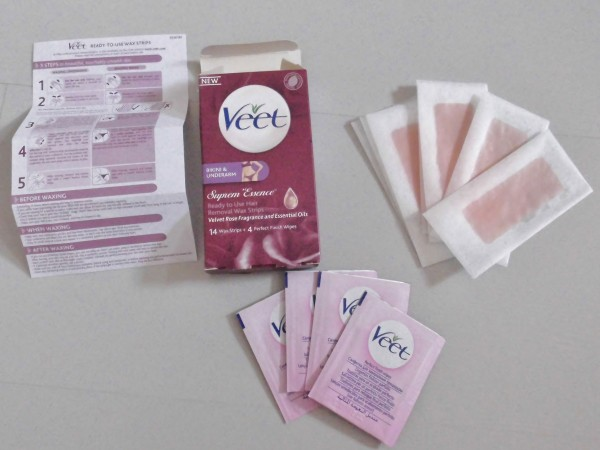 Review-Veet-easy-wax-stips-oksels-en-bikinilijn2