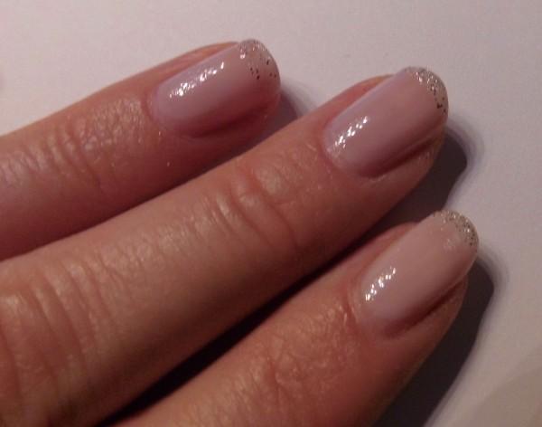 Zilveren-glitter-ombre-nagels-3