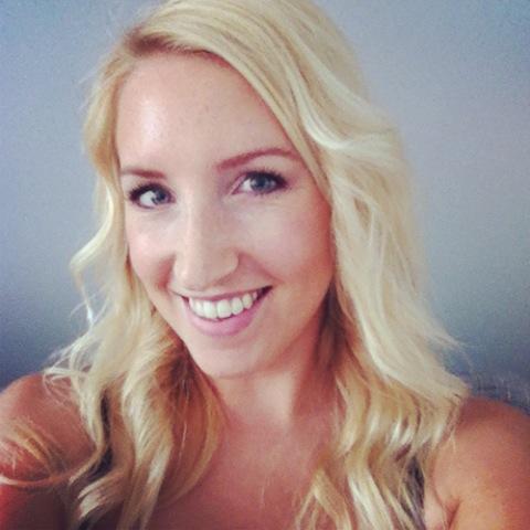 Blondie beauty fashion Instagram selfie