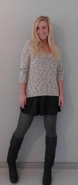 outfit-skater-sweater-trui-high-heels-zara