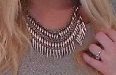 statement-necklace-zilver-primark