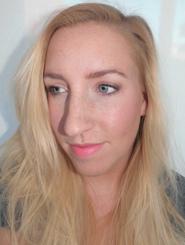MUA-lipstick-matte-peachy-keen-ever-after-blush-en-highlighter