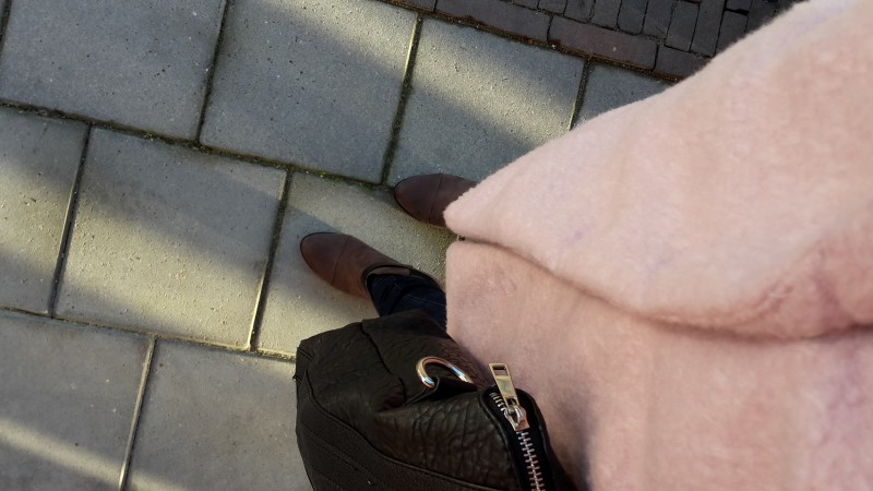 Photo foto genomen met Samsung S5 mini test review outfit