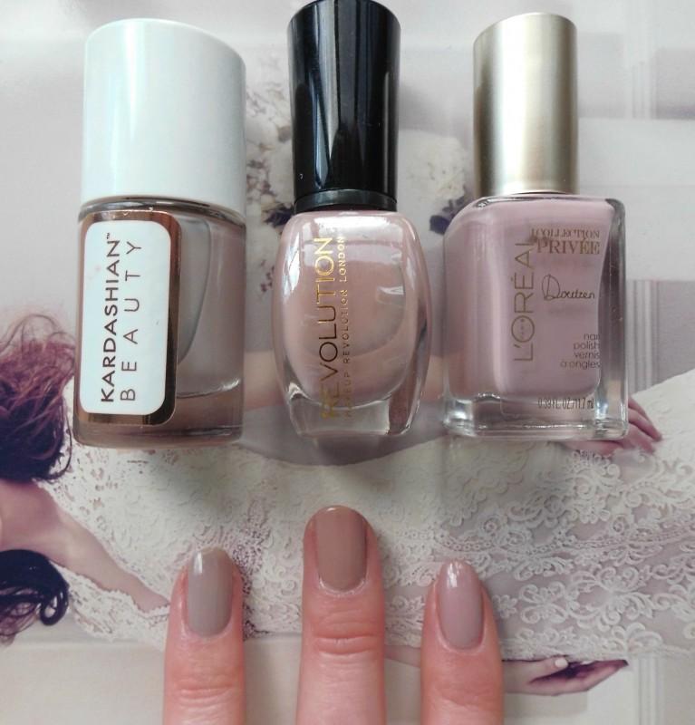 Dupe L'Oréal Collection Privee nagellak nailpolish 600 Doutzen's nude perfecte nude nagels nederland blondiebeautyfashion 2