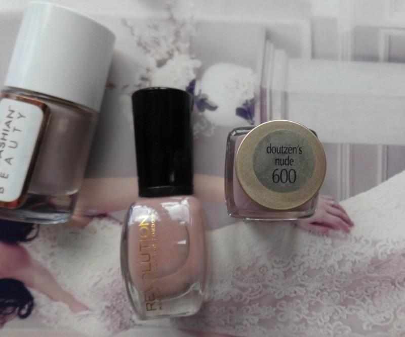 Dupe L'Oréal Collection Privee nagellak nailpolish 600 Doutzen's nude perfecte nude nagels nederland blondiebeautyfashion 4