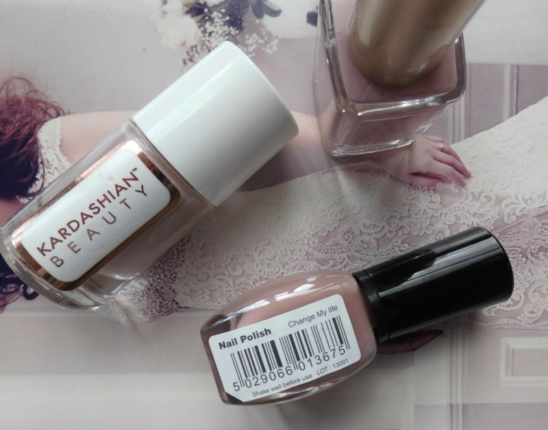 Dupe L'Oréal Collection Privee nagellak nailpolish 600 Doutzen's nude perfecte nude nagels nederland blondiebeautyfashion 5