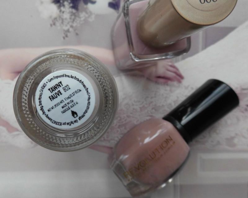 Dupe L'Oréal Collection Privee nagellak nailpolish 600 Doutzen's nude perfecte nude nagels nederland blondiebeautyfashion 6