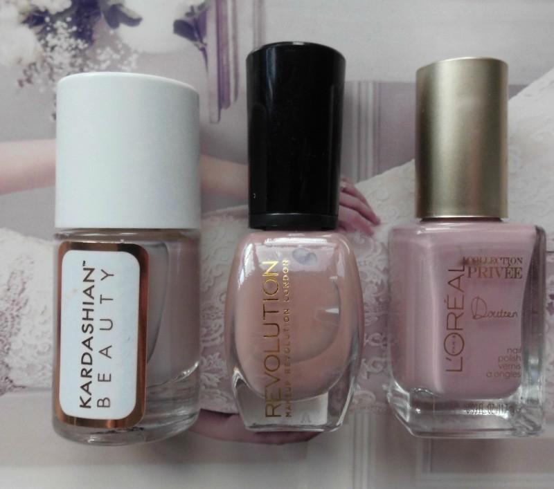 Dupe L'Oréal Collection Privee nagellak nailpolish 600 Doutzen's nude perfecte nude nagels nederland blondiebeautyfashion