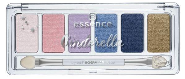 essence limited edition cinderella eyeshadow palette