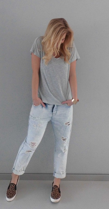 OOTD-Outfit-of-the-day-baggy-boyfriend-ripped-jeans-stoer-gympen-primark-forever-21-5