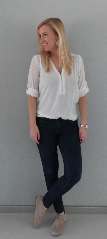 OOTD-outfit-of-the-day-work-casual-werk-blouse-primark-jeans-zara-curved-veterschoenen-van-haren-2