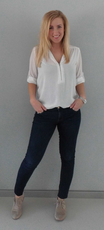 OOTD-outfit-of-the-day-work-casual-werk-blouse-primark-jeans-zara-curved-veterschoenen-van-haren