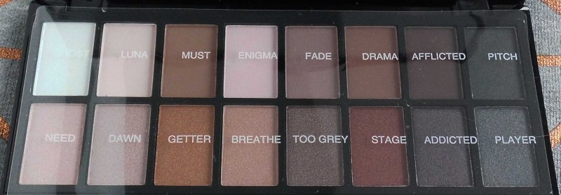 Review-Makeup-Revolution-Iconic-Pro-1-Palette-budget-swatches-2