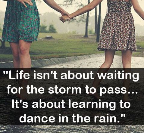 quote rain