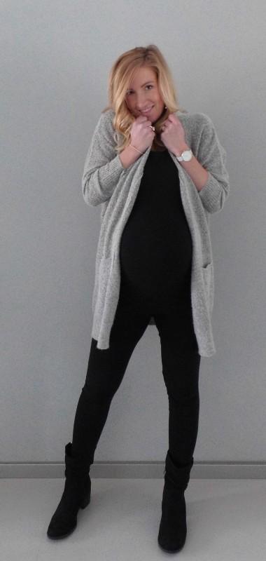 OOTD-outfit-of-the-day-zwanger-zwangerschap-positiekleding-comfortabel-simpel-makkelijk-budget-casual-1