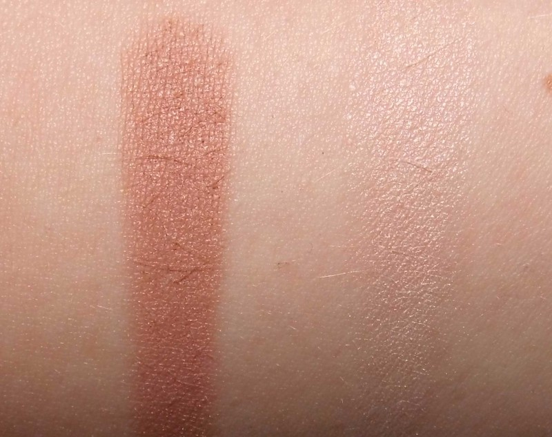 Review-W7-Hollywood-Bronze-Glow-palette-dupe-Charlotte-Tilbury-Filmstar-bronze-glow-swatch-look-1