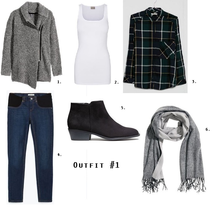 outfittips tips positiekleding werk basic budget casual outfit combineren