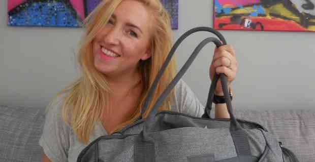 What's in my bag - logeertas Nils