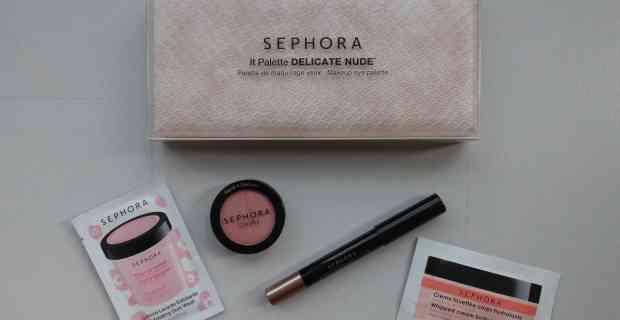 Review - Sephora make-up